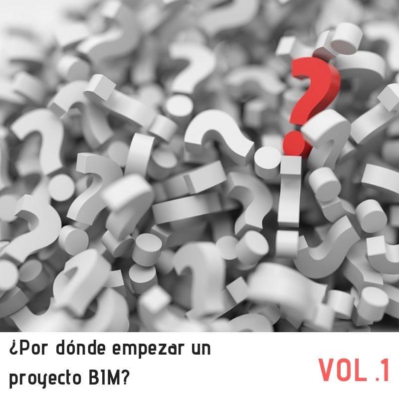 ¿Por dónde empezar un proyecto BIM-