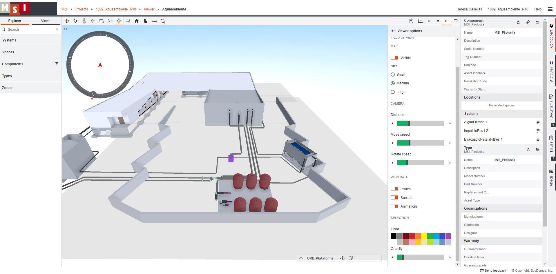 Ejemplo de Common Data Environmet con Middleware incorporado