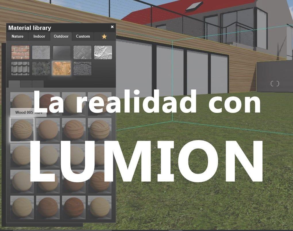 Como presentar a tu cliente un Proyecto BIM con Lumion