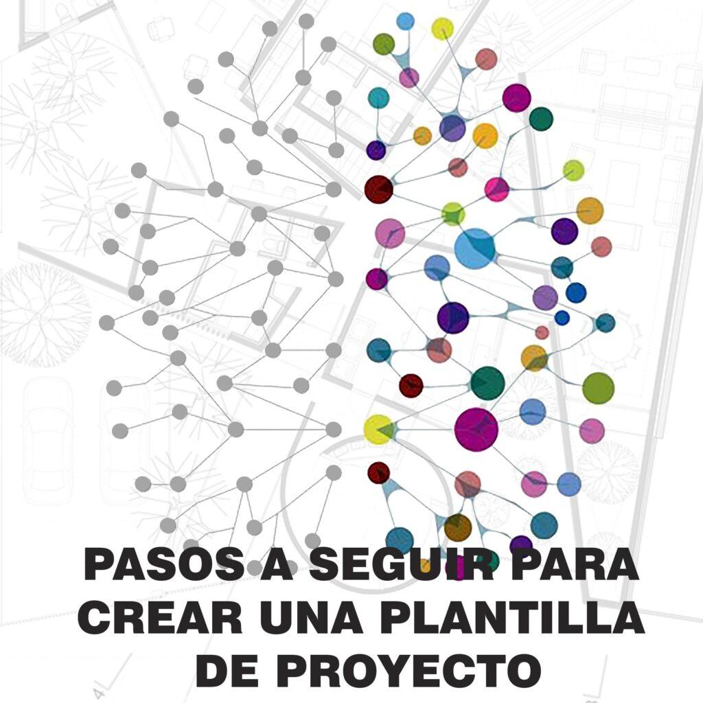 PASOS A SEGUIR PARA CREAR UNA PLANTILLA DE PROYECTO