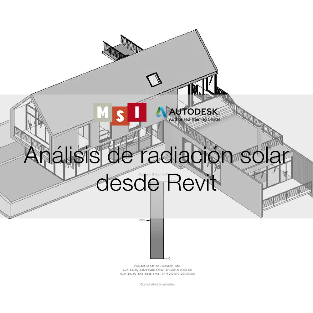 0. Analisis de radiacion solar desde Revit