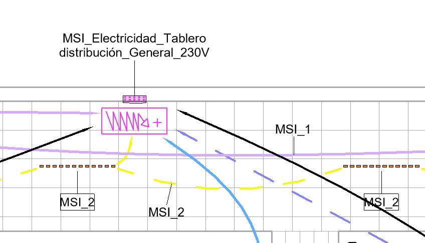 Img.4 Ejemplo cableado en direccion cuadro electrico 1