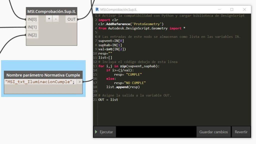 3. Python Script
