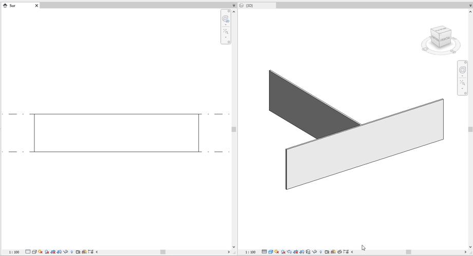 Imagen 8. Ejemplo de casos en que se puede usar la herramienta de mostrar lineas ocultas. Fuente propia