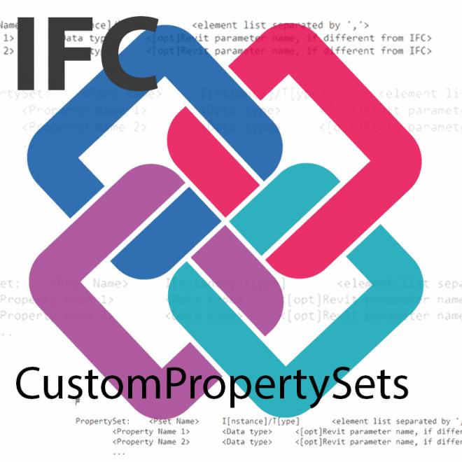 IFC. Cómo crear Property Sets